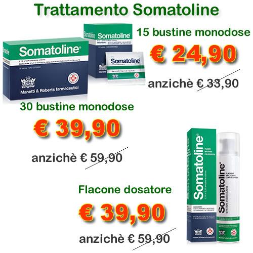 Somatoline-trattamento